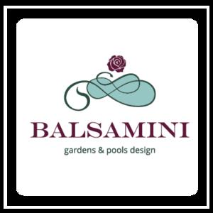 Balsamini Giardinieri - Logo Balsamini giardinieri Urbino