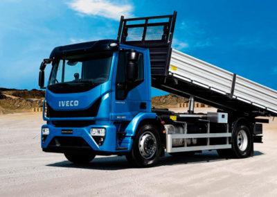 Iveco Eurocargo 85q pieno carico