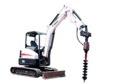 Mini-escavatore Bobcat 320 15q