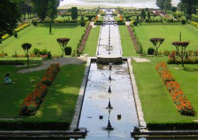 Giardini stile indiano