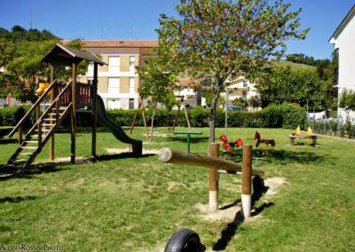 Montaggio parchi giochi, gazebo, casine di legno