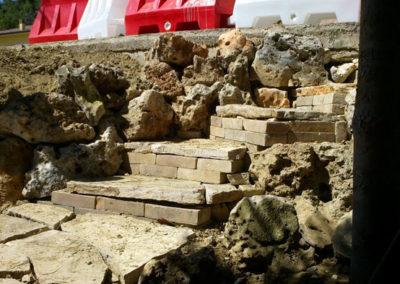 Pavimenti in pietra di Trani