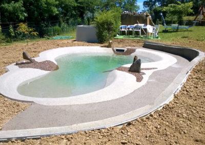 Realizzazione piscine termapond